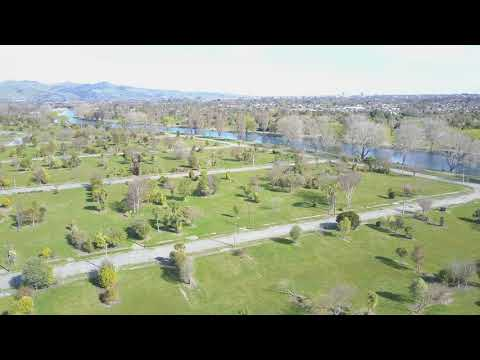 DJI Mavic Pro - Avondale river footage