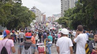 Venezuelans grow tired of government's propaganda