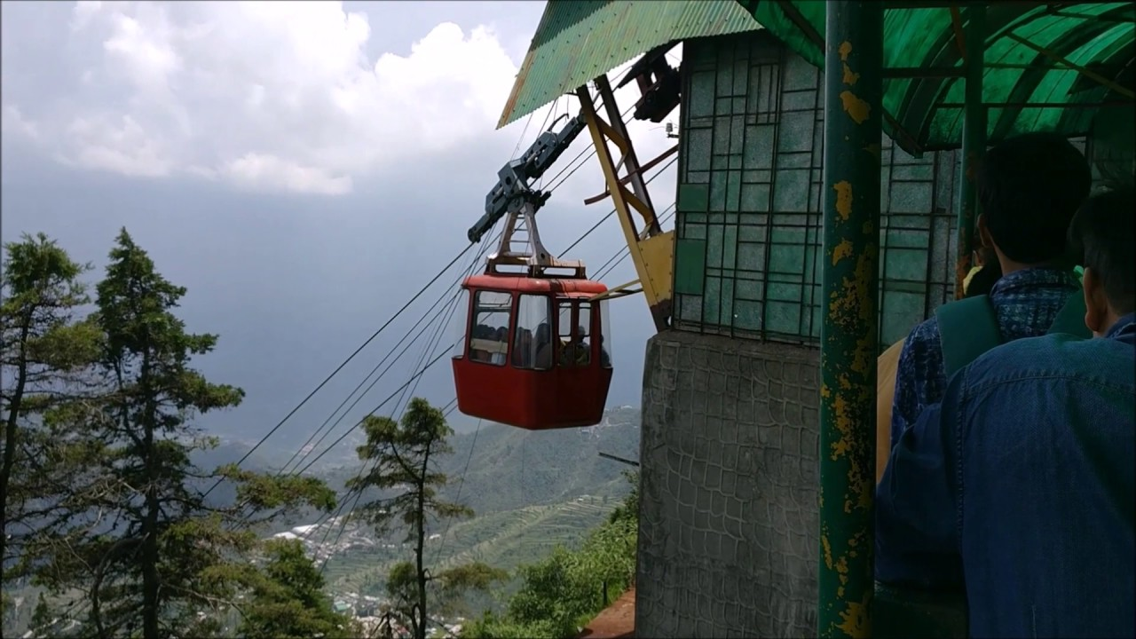 Image result for Ropeway in Mussoorie
