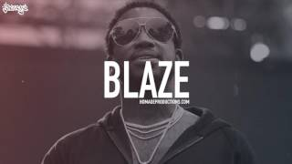free gucci mane type beat hard piano trap hip hop instrumental 2017 blaze prod homage