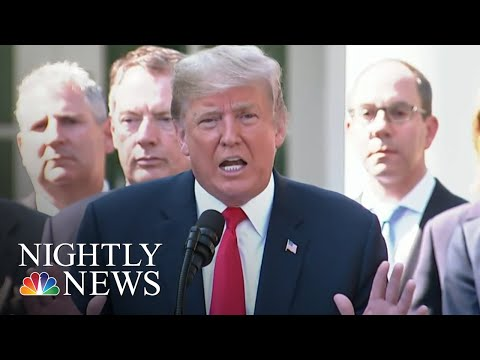 President Donald Trump Administration Bans Bump Stocks | NBC Nightly News