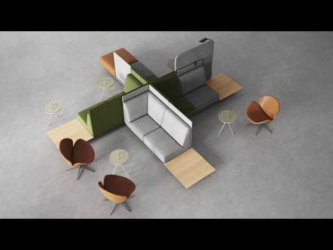 TOULOUSE - Modular furniture design - BoConcept