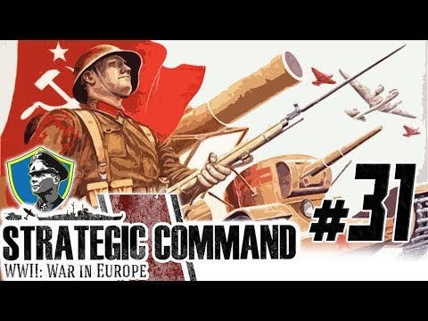 Strategic Command: WWII | #31 | La ola rusa imparable