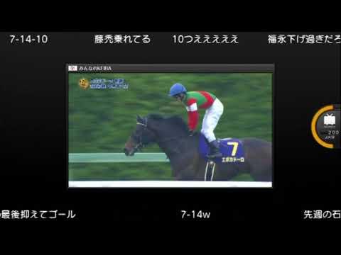 KEIBA 第78回 皐月賞・G1(ニコニコ実況)