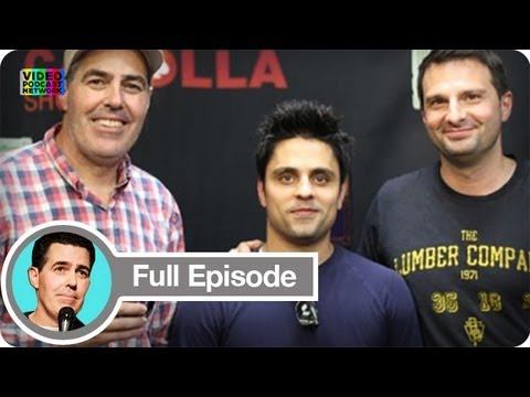 Ray William Johnson & Dave Dameshek | The Adam Carolla Show | Video Podcast Network