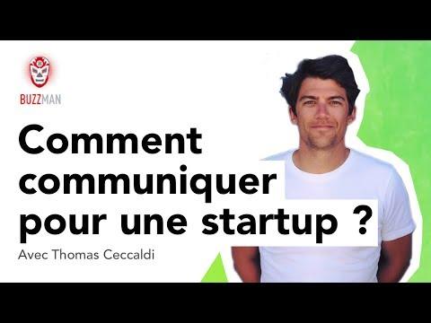 Comment communiquer pour une startup ?