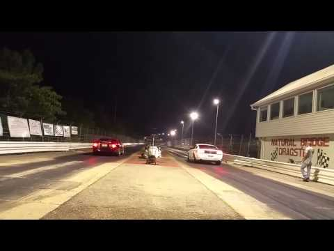 Natural Bridge Speedway, 3rd gen Camaro vs Mustang