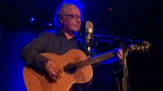 "Paul Brady""Nothing But The Same Old Story""@City Winery Oct.27 2013"