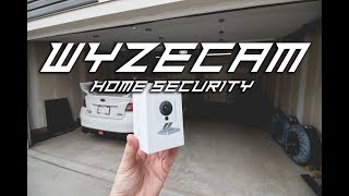 Amazing $25 budget wifi security camera for your garage!