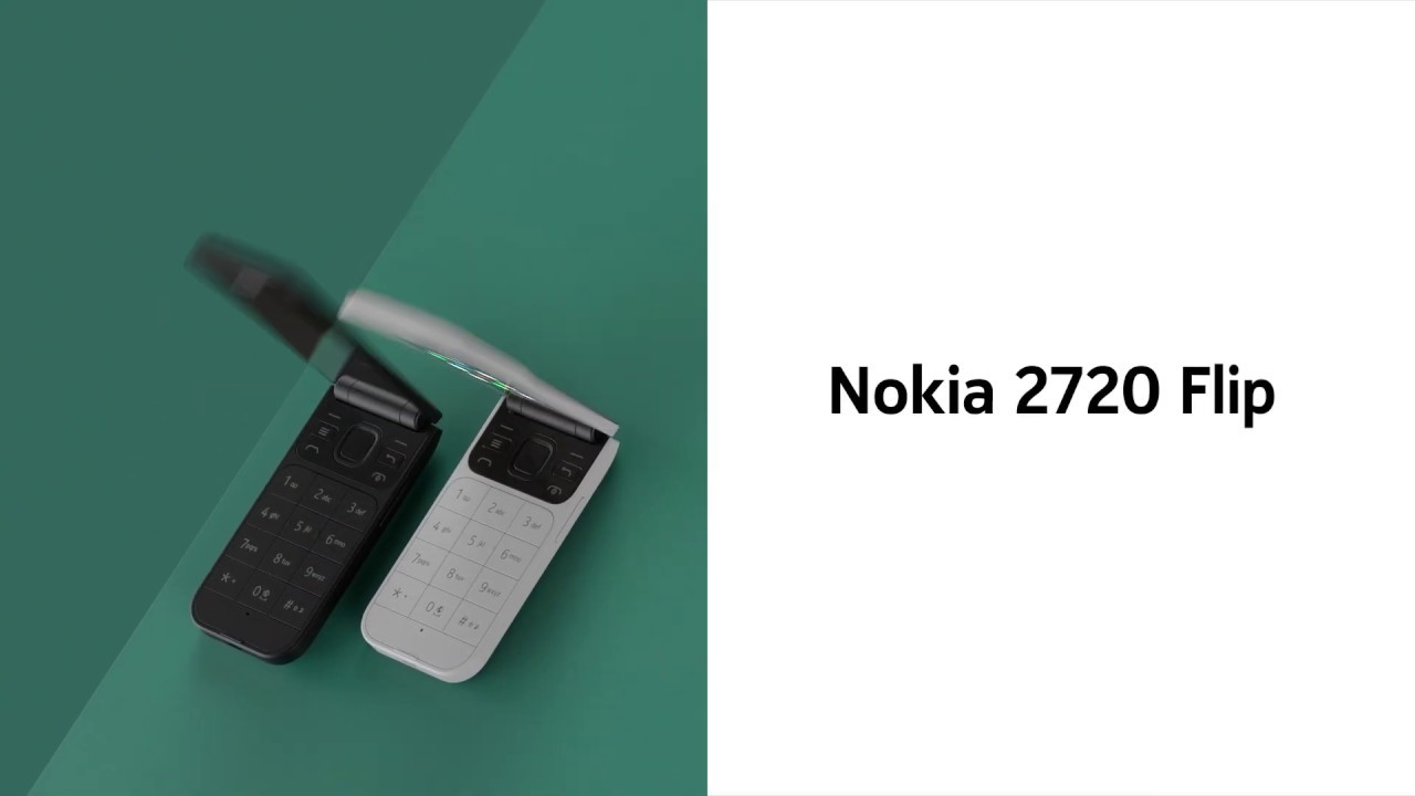 Nokia 2720 Flip – The classic is back