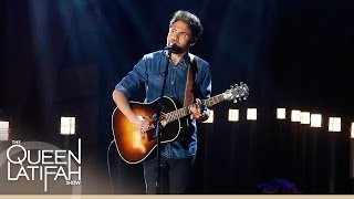 "Passenger Performs ""Scare Away the Dark"" on The Queen Latifah Show"
