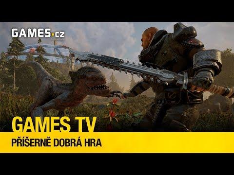Příšerně dobrá hra (Games TV #28)