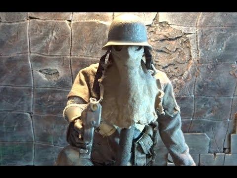 Barguest De Plume – ThreeA 1/6 World War Robot Figure Review