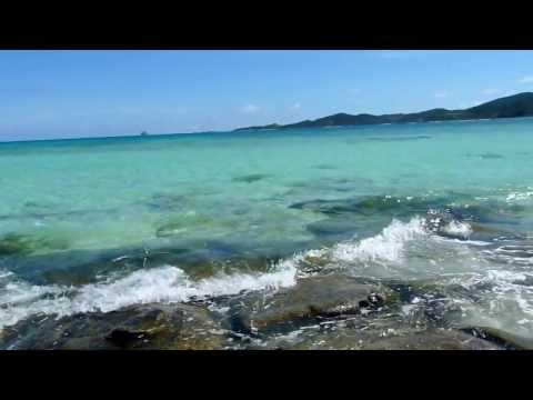 Ojima Coast, Kumejima (1)