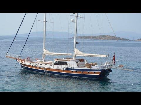 Luxury gulet yacht sailing charters & Blue Cruise holidays in Turkey & Greece ARTEMIS