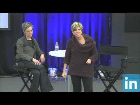 Suze Orman | The New American Dream | LinkedIn Speaker Series