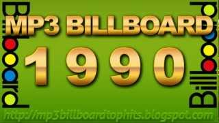 mp3 BILLBOARD 1990 TOP Hits mp3 BILLBOARD 1990