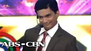 'Mr  Bean' scares Vice Ganda