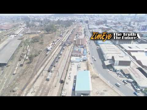 HARARE DRONE FLIGHT VIDEO TUESDAY | HD  | Simbarashe Chikanza