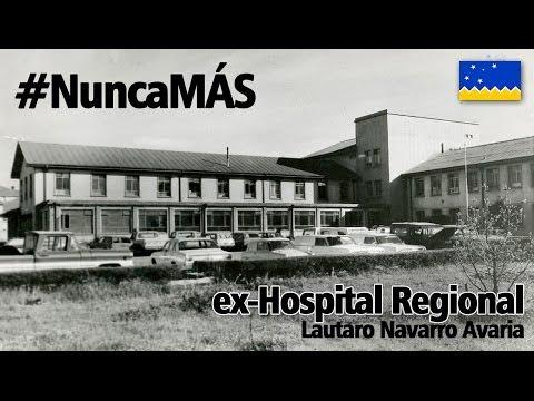Recorrido ex-Hospital Regional de Punta Arenas #NuncaMás
