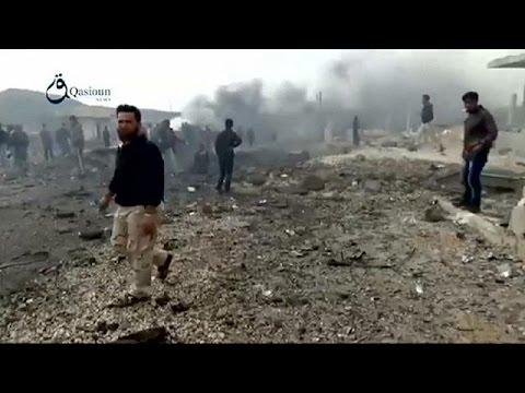 Suriye'de kırılgan ateşkes ve insani...