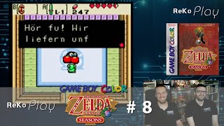 ReKo Play - # 89 - Legend of Zelda: Oracle of Seasons (Gameboy Color) [Longplay Teil 8]