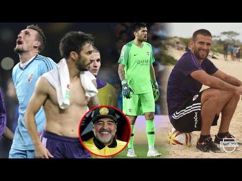 Maradona y Barijho CARGAN A RIVER + RECHAZAN a ROSSI en la MLS + RIVER concentra sin PONZIO