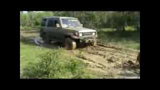 Soft 4X4 Sri Lanka Off road mud fun