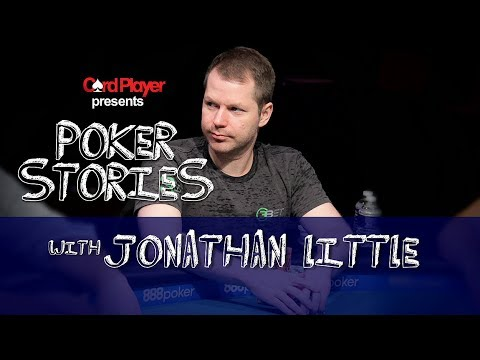 PODCAST: Poker Stories With Jonathan Little