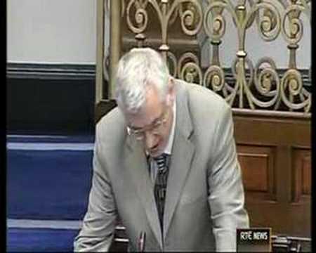 Joe Higgins Socialist Party TD