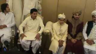 Behzad ajmal khan Wedding