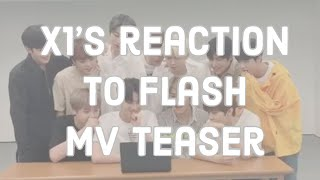 Download Mp3  Eng Sub  X1's Reaction To Flash Mv Teaser
