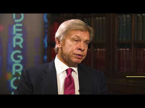 Ep. 536: Russian Senator Alexey Pushkov, Global Economic Power & Guerrilla Geography
