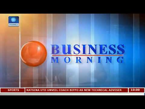 Reviewing Current Trend In Equities Trading Market Pt.1 |Business Morning|
