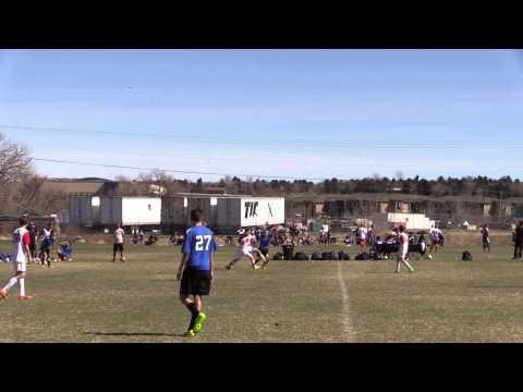Colorado Storm 00B South Royal vs Colorado Real Olympico 99/00