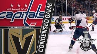 Washington Capitals vs Vegas Golden Knights Cup Final, Gm5 Jun 7, 2018 HIGHLIGHTS HD