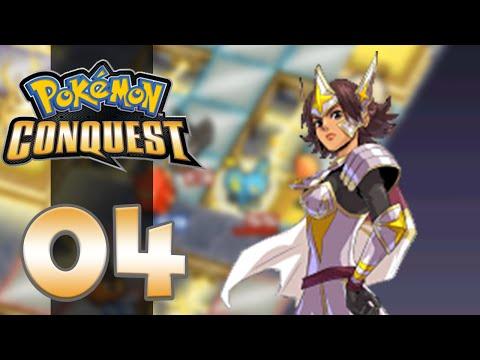Pokemon Conquest - Part 4 - GINCHIYO'S KINGDOM