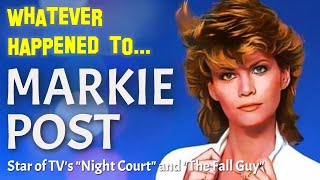 Whatever Happened to Markie Post - Star of Night Court and The Fall Guy