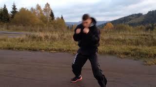 Бой c тенью на фоне гор. Ефимович, Далакян и компания продолжают тренировки на сборе в Тысовце