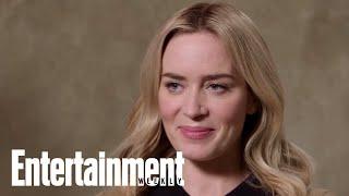 John Krasinski On 'A Quiet Place' Sequel & Stars Reveal Their Ideas for Plot   Entertainment Weekly