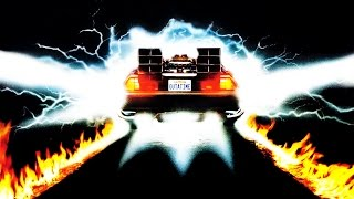 Back To The Future - Main Theme (Acoustic Tribute to Alan Silvestri) OneGuitarOrchestra