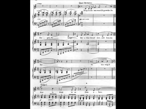 Ralph Vaughan Williams, 'Silent Noon' (from 'The House of life')