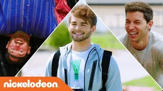 Jack Griffo Hangs w/ Dude Perfect | The Dude Perfect Show | Nick
