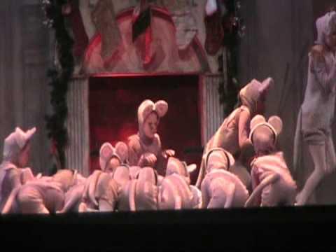 V Mouse Eating Scene The Nutcracker Mice - ...