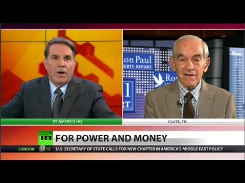 Ron Paul: Deep State 'more powerful than presidents'