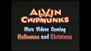 Watch Alvin  The Chipmunks Ragtime Cowboy Joe video