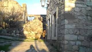 Old Fortress, Ulcinj, Montenegro