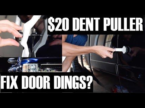 Dent Puller Review - Fix Your Car's Door Dings?