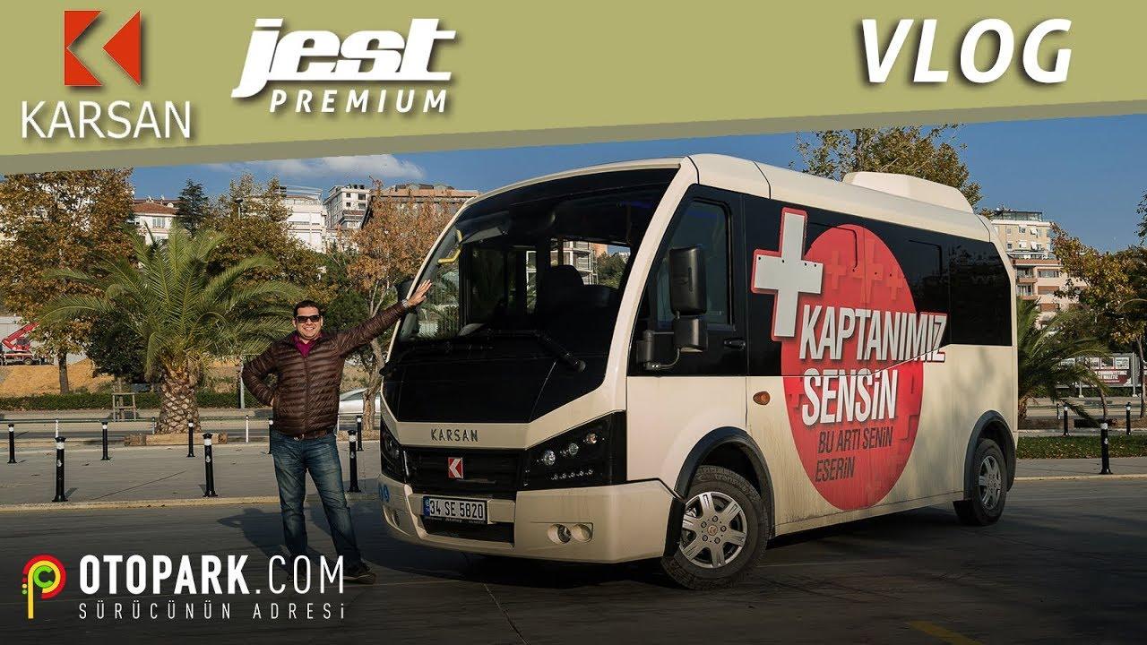 Karsan JEST+ Premium | VLOG