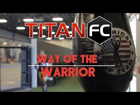 Titan FC 46 - Raush Manfio - Way Of The Warrior